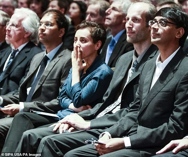 Maryam Mirzakhani, Martin Herrer and Manjul Bhargava were awarded the 2014 Fields Medal at the International Conference of Mathematicians in Seoul, South Korea