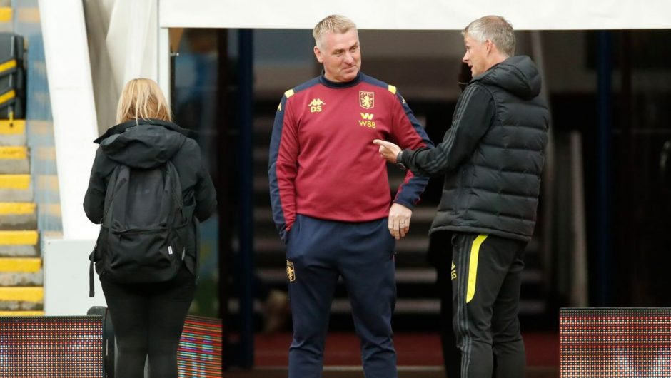 Man United showed a boost ahead of facing Aston Villa – and dropping hint Axel Tuansepe