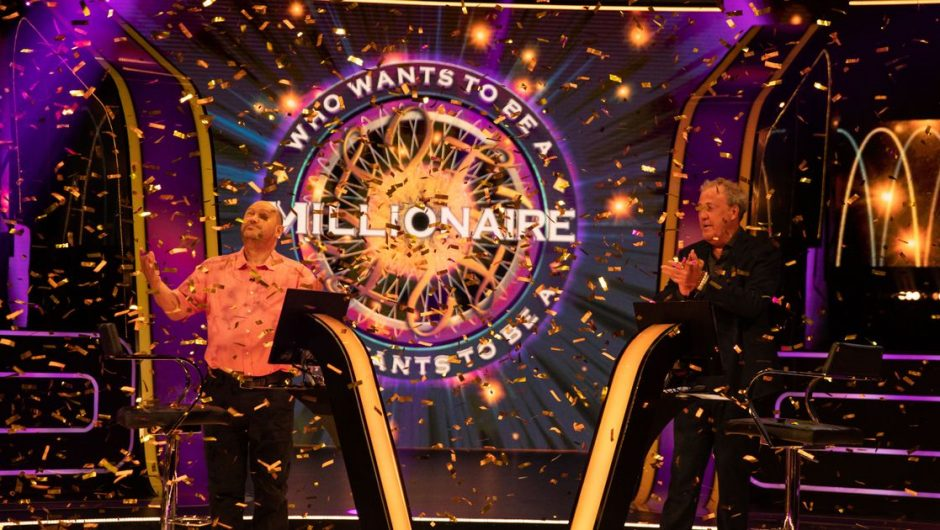 Whoever Wants to Be a Millionaire Winner, Donald Fair shares the secrets behind a record-breaking win