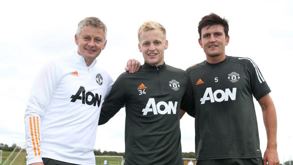 How Manchester United should line up against Aston Villa – Samuel Lockhurst