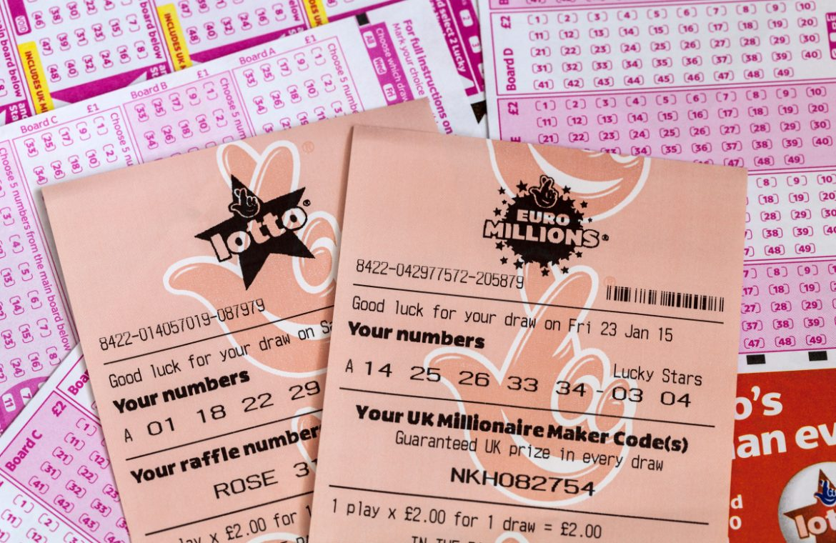 Mystery £ 58m Euromillions winner has only one day to claim a mega prize