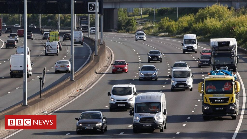 Highways to try 60 mph to cut pollution