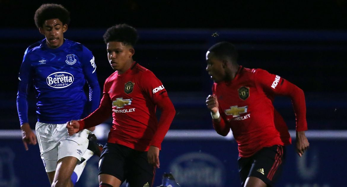 Manchester United takes a glimpse of their next academic star in the loss to Leicester - Samuel Lockhurst