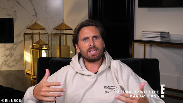 Spin-off: He also starred in his E!  The Flip It Like Disick pop-up centered on his house flipping business, which debuted last year on E!  , Although it hasn't completely renewed for a second season yet