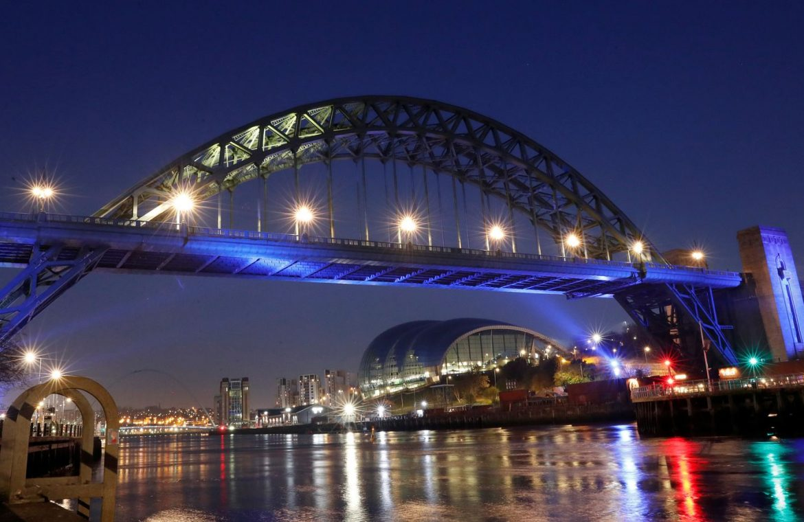 Tyne Bridge, Newcastle upon Tyne