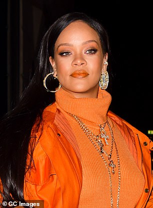 The future head of state?  Rihanna's fans thought the singer would be the perfect replacement for Queen Elizabeth