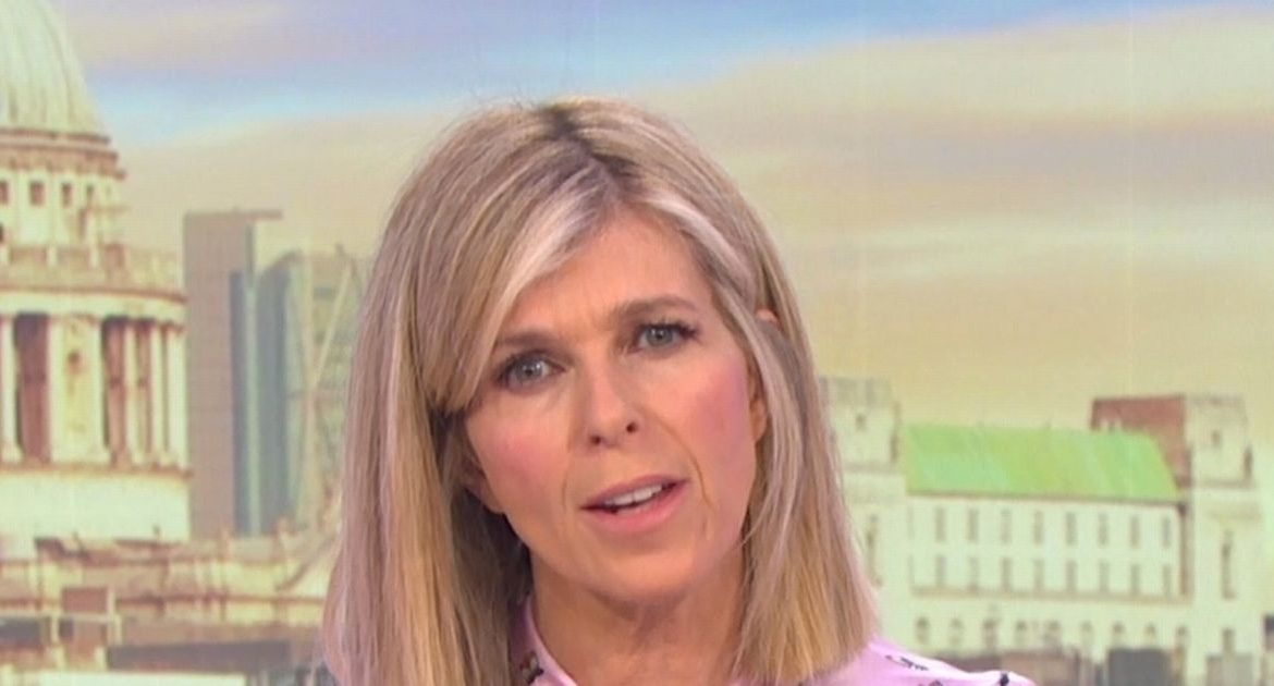 Kate Garraway appeals to GMB viewers to adhere to covid guidelines to save Christmas