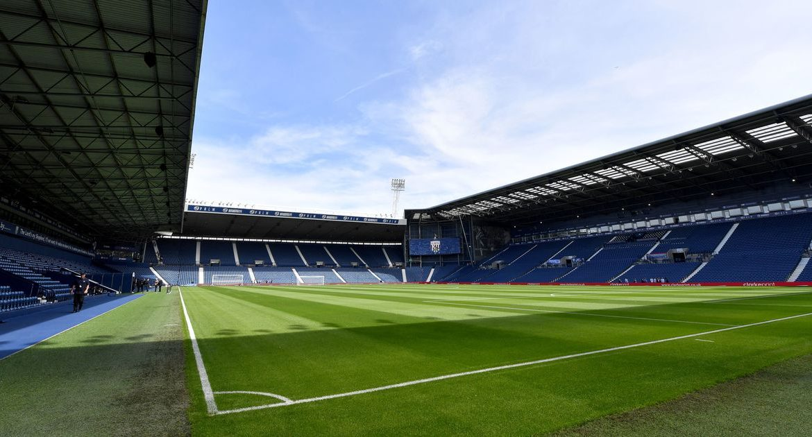 The West Brom surprise pounced on the Aston Villa player as Slavin Bilic filed a transfer appeal