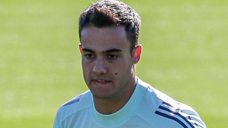 Real Madrid teammate Sergio Reguilon is expected to join Bale on his trip to London
