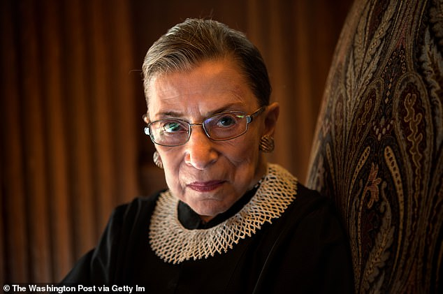 Markle said: `` With an incomparable and indelible legacy, Ruth Bader Ginsburg will forever be known as an intelligent woman, a brave judge, and a person of profound conviction.