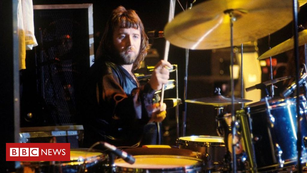 Lee Kerslake: Former drummer Ozzy Osbourne and Uriah Heep dies at age 73