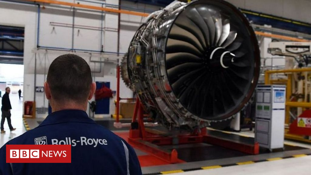 Coronavirus: Rolls-Royce is considering tapping investors for £ 2.5 billion