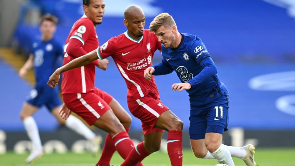 Liverpool delivered the Manchester City transfer message after Fabinho's brilliance at Chelsea