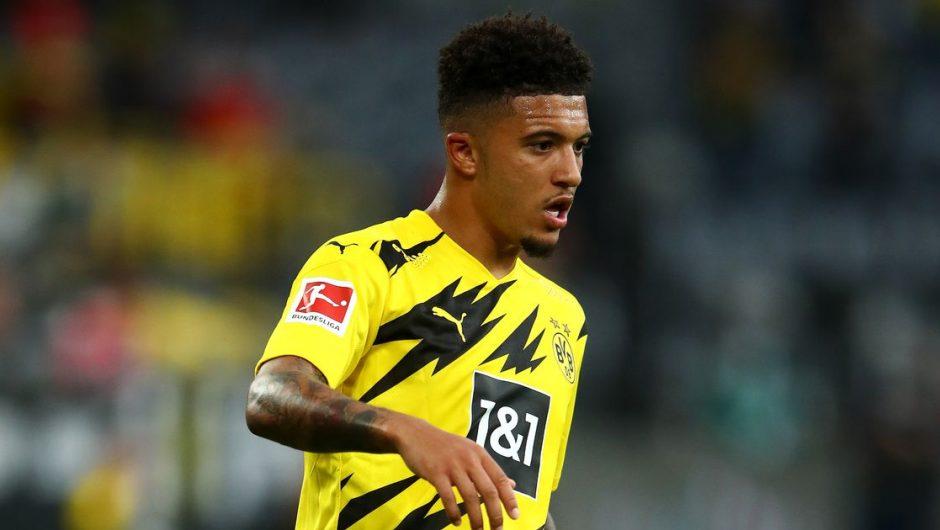 Borussia Dortmund reaffirms his stance towards Manchester United goal Jadon Sancho