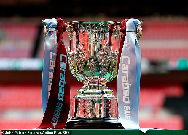 The Carabao Cup runs in the middle of the week, giving young people many opportunities to admire