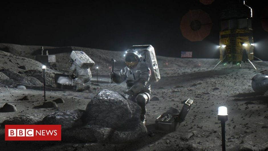 NASA outlines plan for the first woman on the moon by 2024