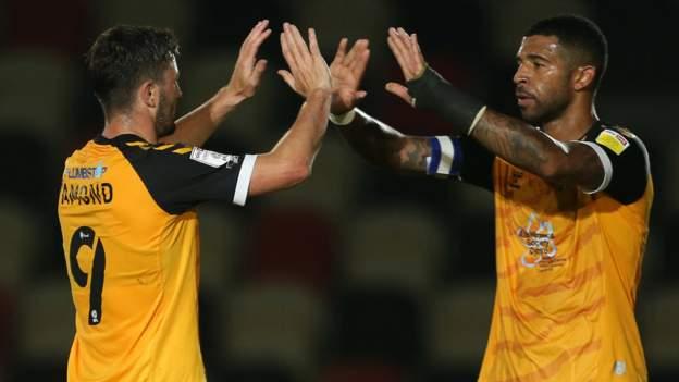 Newport County 3–1 Watford – BBC Sport