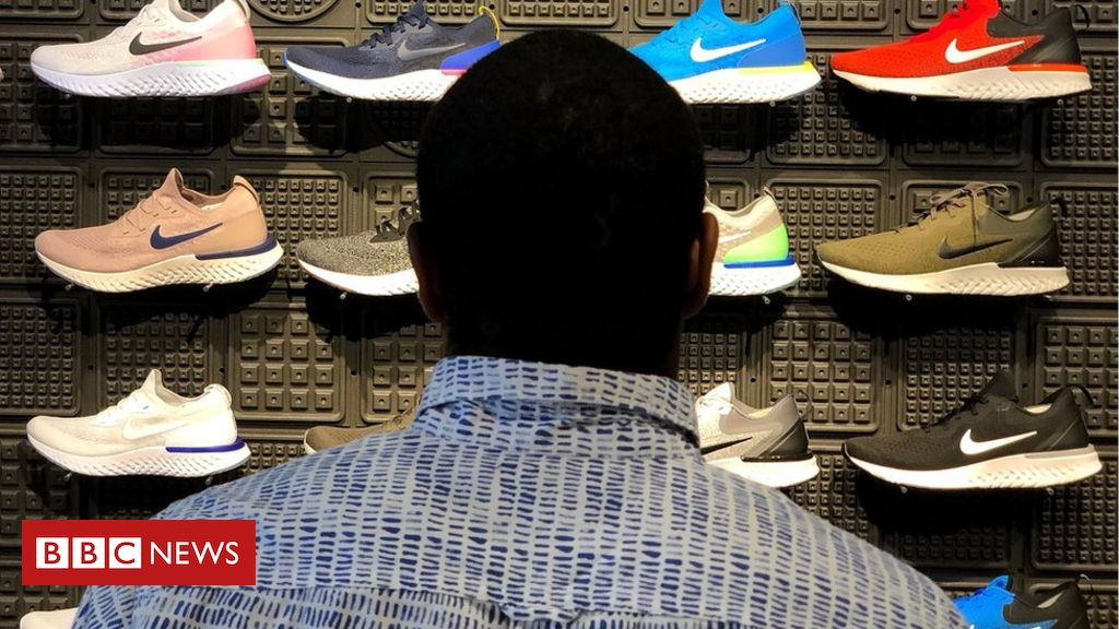 Nike expects a permanent shift to online sales