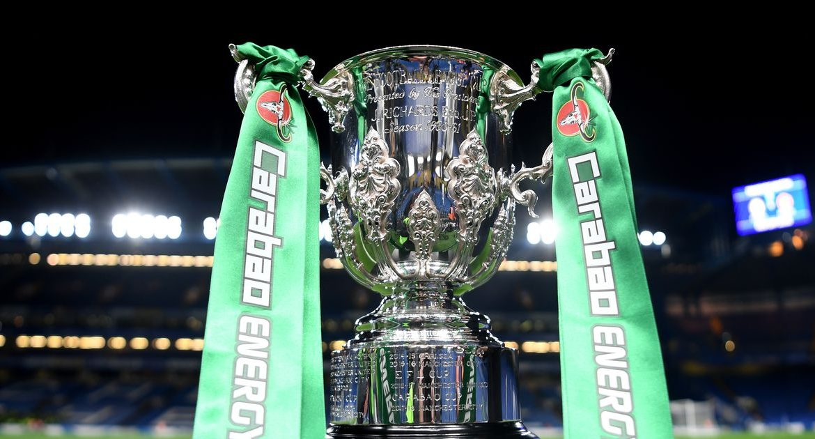 The draw for the fourth round of the Carabao Cup is complete, with Arsenal, Chelsea, Fulham and West Ham progressing