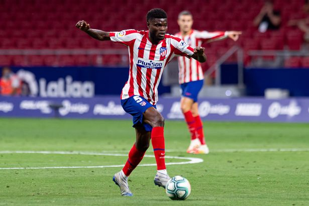 Thomas Partey would bring hardness to Arsenal's defense if they could pay the £ 45m release clause