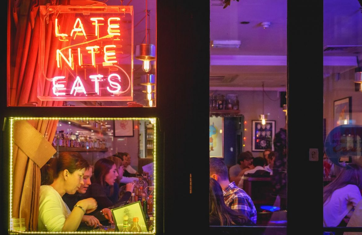 The 10pm curfew cold be the end for many Soho businesses