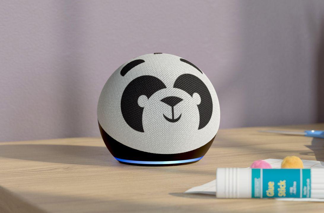 إيكو دوت كيدز إديشن إصدار الباندا