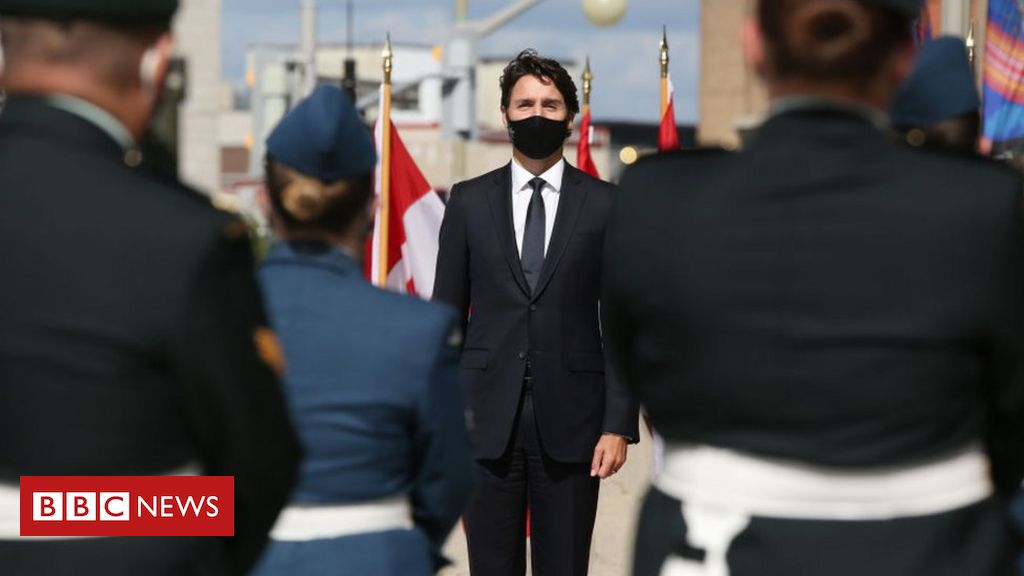 """Canadian Prime Minister Trudeau promises """"ambitious"""" recovery plan"""