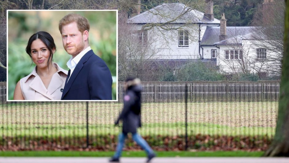 "Harry and Meghan have paid upfront rent at Frogmore Cottage ""for a number of years"" 