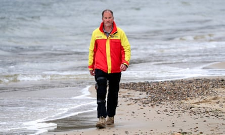 Tony Van den Enden, CEO of Surf Life Saving Tasmania, said: