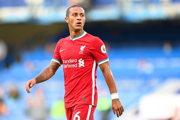 Thiago Alcantara stunned fans away on his Liverpool debut - but came close to signing rivals Arsenal