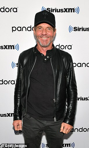 Dennis Quaid is set to appear in President Trump's new $ 300 million coronavirus awareness campaign