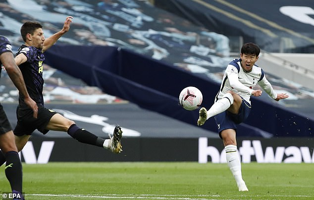 Tottenham's star Son Heung-min will not play any role after suffering an injury in Sunday's toll