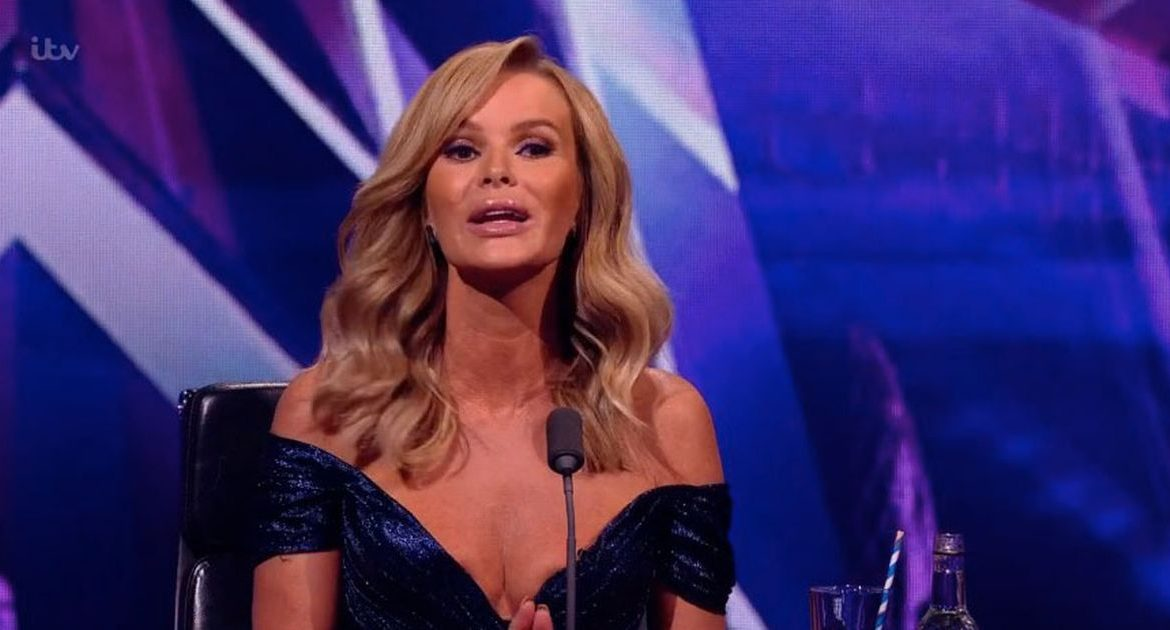 Amanda Holden's BGT 'wardrobe malfunction' sparks official complaints