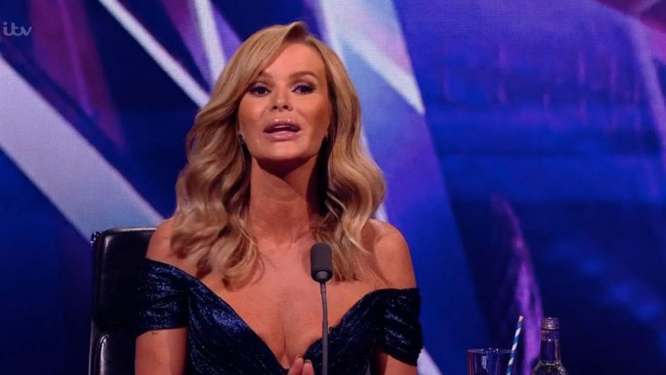 Amanda Holden's British Got Talent dress raises 235 complaints from Ofcom's office