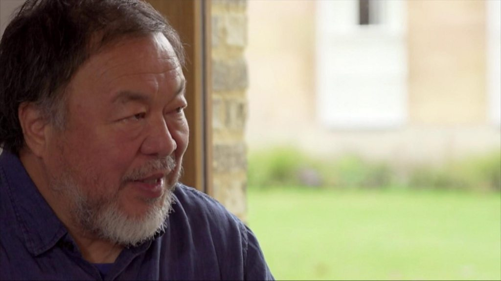 """Ai Weiwei: """"It's too late"""" to curb China's global influence"""