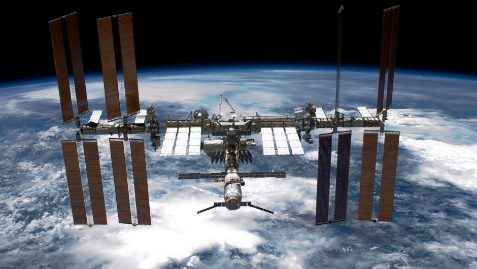 The International Space Station 'may require air delivery' due to leakage | Science and Technology News
