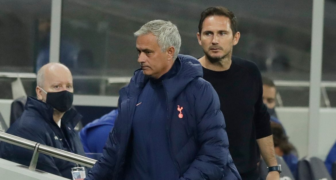 Jose Mourinho explains the reasons for the disagreement of Frank Lampard