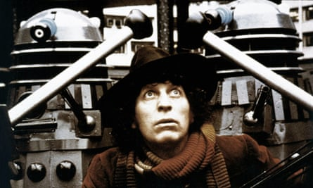 Tom Baker was the highest-ranked actor who played Doctor during the show's original show from 1963 to 1989.