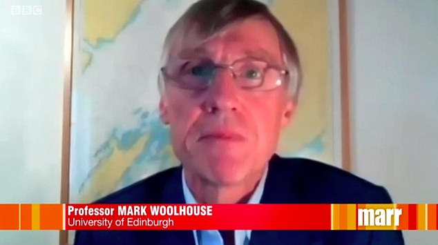 Professor Mark Woolhouse warned today that it is `` completely possible '' that there will be a third wave of infections with the Coronavirus as he also said that it is `` doubtful '' that the vaccine will be ready for mass circulation within six months.