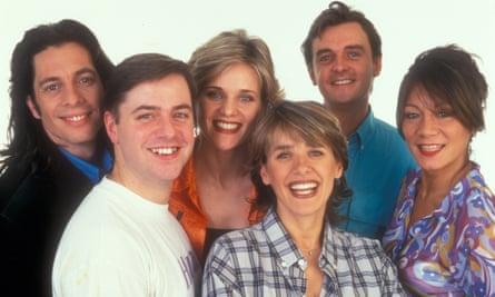 1997 Change rooms team