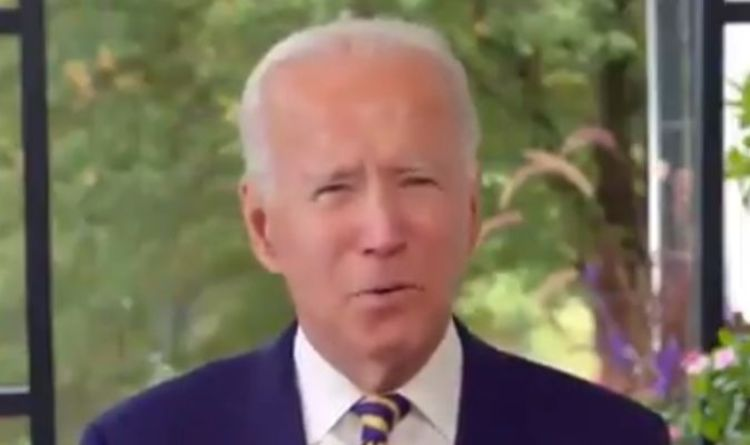 Joe Biden News: US presidential candidate suffers embarrassing fatal error in autofocus - video | The world | News