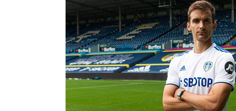Leeds United includes Diego Llorente