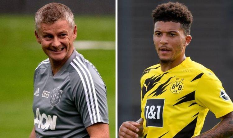 MAN United Transfer News: What Jadon Sancho said to Solskjaer after 'many talks' |  Football  sport