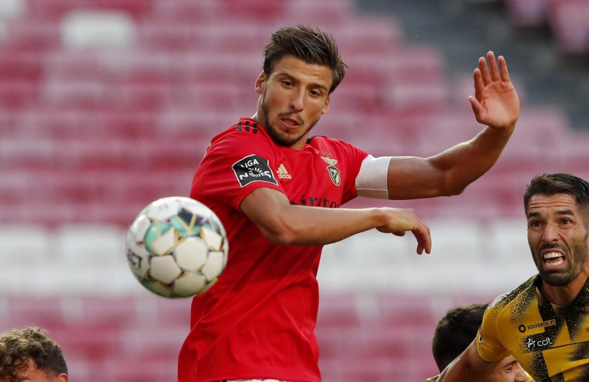 Befica's Ruben Dias set for Manchester City switch