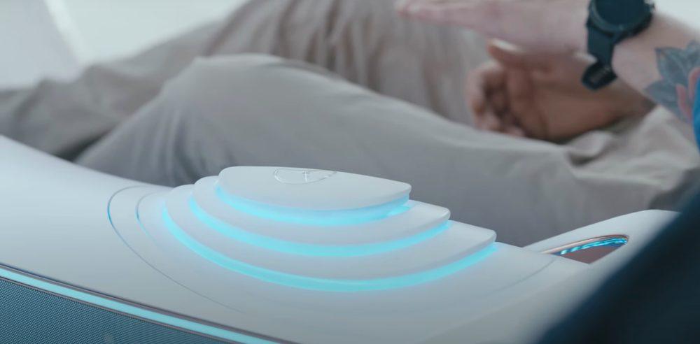 Mercedes-Benz reveals surreal driving shots of a crazy-looking electric car prototype