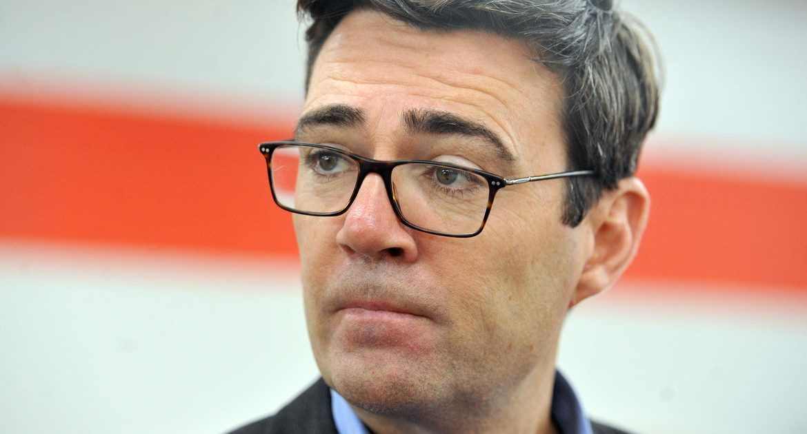 RECAP: Mayor Andy Burnham holds a press conference on the coronavirus situation in Greater Manchester