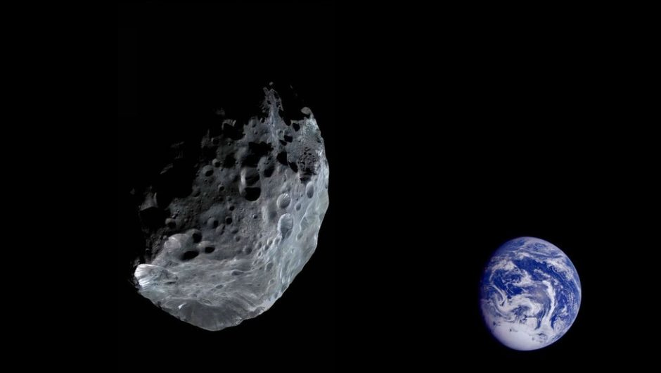 Two asteroids are about to cross Earth's orbit just hours away while another space rock the size of the Great Pyramid is making its way – RT World News