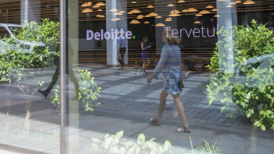 Deloitte partner salaries decline 17% despite increased revenue