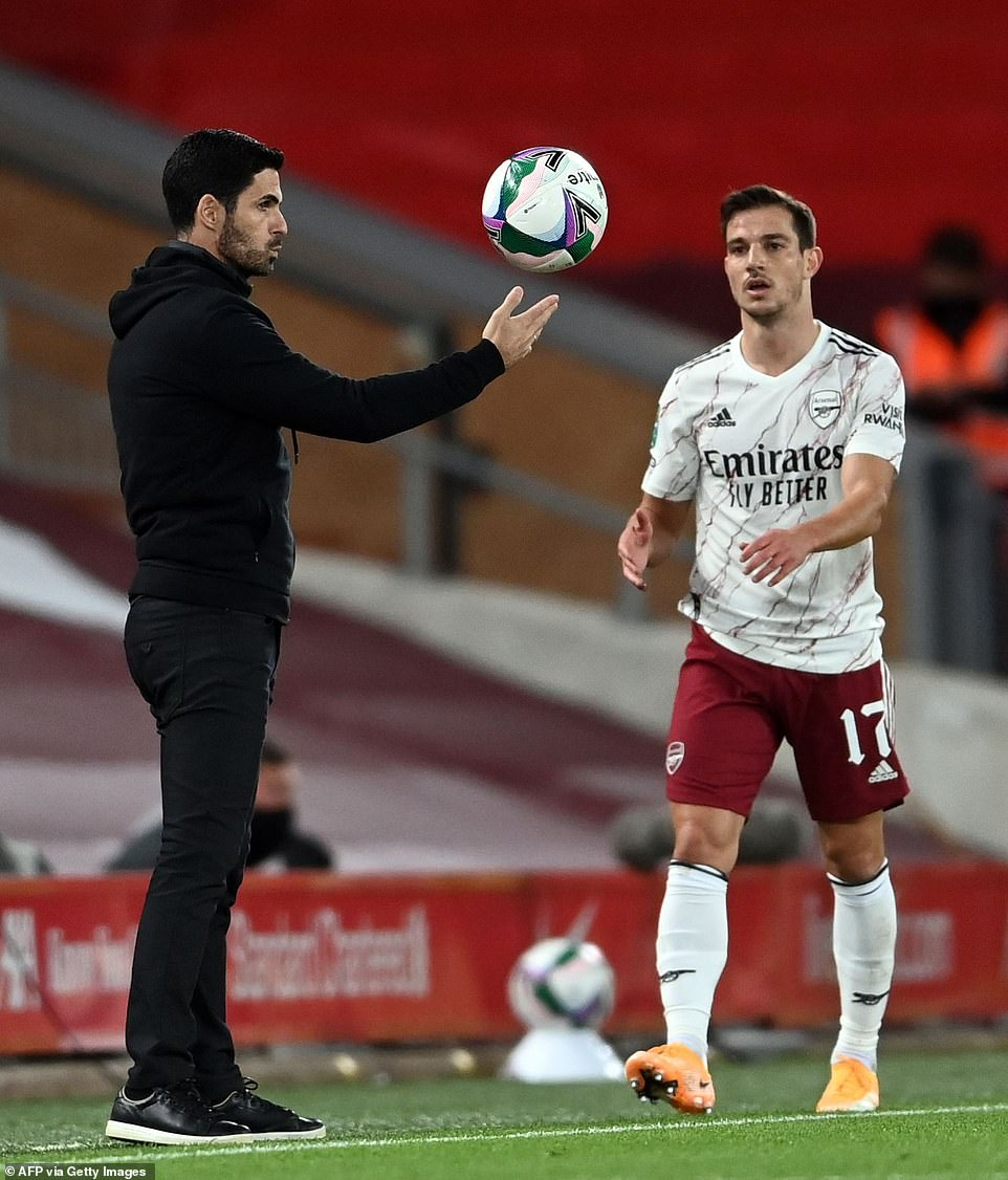 Arsenal recovered most of the match, and manager Mikel Arteta was the mastermind of his side's impressive Cup win.