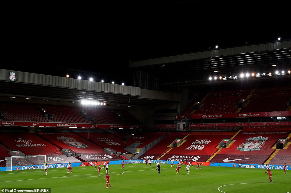 The two teams will meet at Anfield for the second time in a week, following Monday's Premier League match